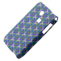 Colorful Retro Geometric Pattern Samsung S3350 Hardshell Case View4
