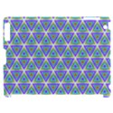 Colorful Retro Geometric Pattern Apple iPad 2 Hardshell Case (Compatible with Smart Cover) View1