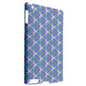 Colorful Retro Geometric Pattern Apple iPad 2 Hardshell Case (Compatible with Smart Cover) View2