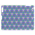 Colorful Retro Geometric Pattern Apple iPad 3/4 Hardshell Case View1