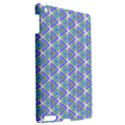 Colorful Retro Geometric Pattern Apple iPad 3/4 Hardshell Case View2