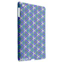 Colorful Retro Geometric Pattern Apple iPad 3/4 Hardshell Case (Compatible with Smart Cover) View2