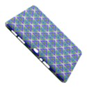 Colorful Retro Geometric Pattern Samsung Galaxy Tab 10.1  P7500 Hardshell Case  View5