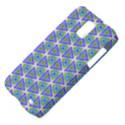 Colorful Retro Geometric Pattern Samsung Galaxy S II Skyrocket Hardshell Case View4