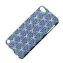 Colorful Retro Geometric Pattern Apple iPod Touch 5 Hardshell Case View4