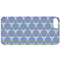 Colorful Retro Geometric Pattern Apple iPhone 5 Classic Hardshell Case View1