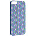 Colorful Retro Geometric Pattern Apple iPhone 5 Classic Hardshell Case View2