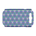 Colorful Retro Geometric Pattern Samsung Galaxy S III Hardshell Case (PC+Silicone) View1
