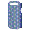 Colorful Retro Geometric Pattern Samsung Galaxy S III Hardshell Case (PC+Silicone) View3