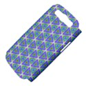 Colorful Retro Geometric Pattern Samsung Galaxy S III Hardshell Case (PC+Silicone) View4
