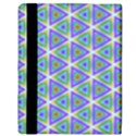 Colorful Retro Geometric Pattern Apple iPad Mini Flip Case View3