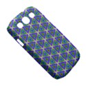 Colorful Retro Geometric Pattern Samsung Galaxy S III Classic Hardshell Case (PC+Silicone) View5