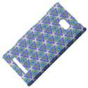 Colorful Retro Geometric Pattern HTC 8X View4