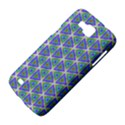 Colorful Retro Geometric Pattern Samsung Galaxy Premier I9260 Hardshell Case View4