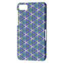 Colorful Retro Geometric Pattern BlackBerry Z10 View3