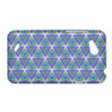 Colorful Retro Geometric Pattern HTC Desire VC (T328D) Hardshell Case View1