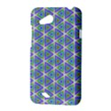 Colorful Retro Geometric Pattern HTC Desire VC (T328D) Hardshell Case View3