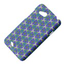 Colorful Retro Geometric Pattern HTC Desire VC (T328D) Hardshell Case View4