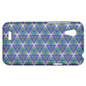 Colorful Retro Geometric Pattern HTC Desire VT (T328T) Hardshell Case View1