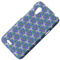 Colorful Retro Geometric Pattern HTC Desire VT (T328T) Hardshell Case View4