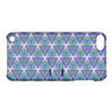 Colorful Retro Geometric Pattern Apple iPod Touch 5 Hardshell Case with Stand View1