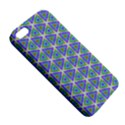 Colorful Retro Geometric Pattern Apple iPhone 5 Premium Hardshell Case View5