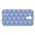Colorful Retro Geometric Pattern Samsung Galaxy S4 I9500/I9505 Hardshell Case View1