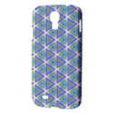 Colorful Retro Geometric Pattern Samsung Galaxy S4 I9500/I9505 Hardshell Case View3