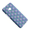 Colorful Retro Geometric Pattern HTC One M7 Hardshell Case View5
