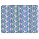 Colorful Retro Geometric Pattern Samsung Galaxy Tab 7  P1000 Flip Case View1