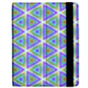 Colorful Retro Geometric Pattern Samsung Galaxy Tab 7  P1000 Flip Case View2