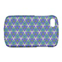 Colorful Retro Geometric Pattern BlackBerry Q10 View1
