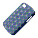 Colorful Retro Geometric Pattern BlackBerry Q10 View4