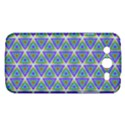 Colorful Retro Geometric Pattern Samsung Galaxy Mega 5.8 I9152 Hardshell Case  View1