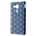 Colorful Retro Geometric Pattern Sony Xperia SP View3