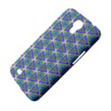 Colorful Retro Geometric Pattern Samsung Galaxy Mega 6.3  I9200 Hardshell Case View4
