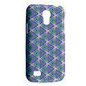 Colorful Retro Geometric Pattern Galaxy S4 Mini View2