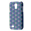 Colorful Retro Geometric Pattern Galaxy S4 Mini View3
