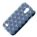 Colorful Retro Geometric Pattern Galaxy S4 Mini View4