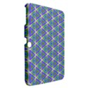 Colorful Retro Geometric Pattern Samsung Galaxy Tab 3 (10.1 ) P5200 Hardshell Case  View2