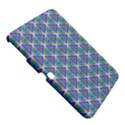 Colorful Retro Geometric Pattern Samsung Galaxy Tab 3 (10.1 ) P5200 Hardshell Case  View5