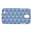 Colorful Retro Geometric Pattern Galaxy S4 Active View1