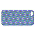 Colorful Retro Geometric Pattern iPhone 5S/ SE Premium Hardshell Case View1