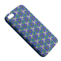 Colorful Retro Geometric Pattern iPhone 5S/ SE Premium Hardshell Case View5