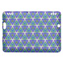 Colorful Retro Geometric Pattern Kindle Fire HDX Hardshell Case View1