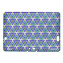 Colorful Retro Geometric Pattern Kindle Fire HDX 8.9  Hardshell Case View1