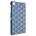 Colorful Retro Geometric Pattern Samsung Galaxy Tab Pro 8.4 Hardshell Case View2