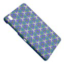 Colorful Retro Geometric Pattern Samsung Galaxy Tab Pro 8.4 Hardshell Case View4