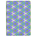 Colorful Retro Geometric Pattern iPad Air Flip View1
