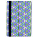 Colorful Retro Geometric Pattern iPad Air Flip View4